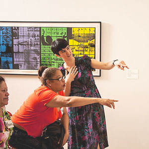 Multi-cultural Dialogue and Transformative Learning at The Studio Museum in Harlem